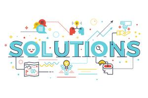 Le soluzioni esprimono l'illustrazione dell'iscrizione