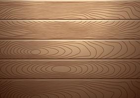 fondo in legno marrone vettore