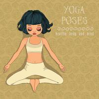 posa yoga