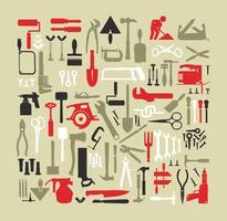 Imposta strumenti di costruzione vettore