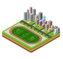 Stadio della città