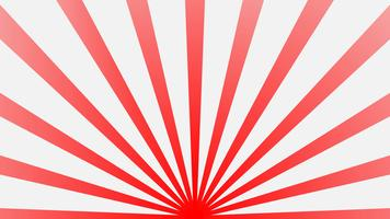 Sfondo astratto starburst. Luce solare retrò stretta. Illustrazione vettoriale di fantasia Magia Sun ray ray pattern di sfondo.
