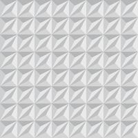 Struttura bianca e grigia, senza soluzione di continuità con sfondo geometrico. vettore