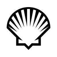 Icona di vettore di conchiglia