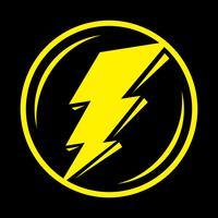 Lightning Bolt elettrico vettore