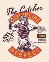 Il catcher vettore