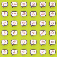 Icone dei messaggi