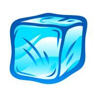 Cubetti di ghiaccio congelati per bevande