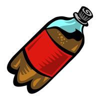bottiglia di soda pop