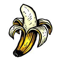 Banana vettore