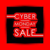Vendita di Cyber Monday