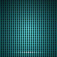 Sfondo di metallo delle cellule vettore