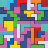 Pezzi di gioco di mattoni