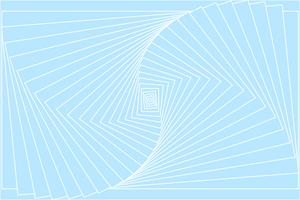 gradiente di sfondo astratto Composizione di forme dinamiche