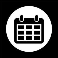 Icona del calendario