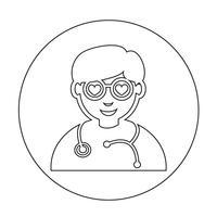 Icona del dottore