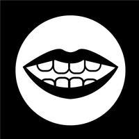 icona della bocca