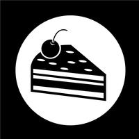 Icona pezzo di torta