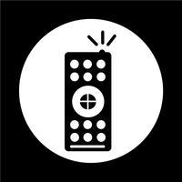 icona di controllo remoto tv
