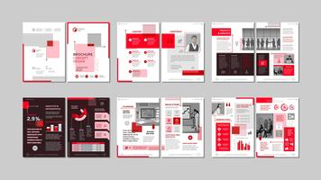 Brochure design creativo.