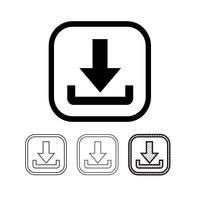 Scarica icona vettoriale