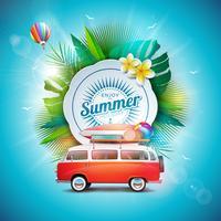 Tipografia Summer Time