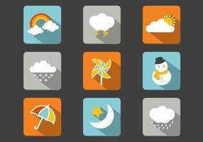 Weather Vector Icon Pack