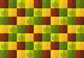 Caduta Maple Leaf Vector Pattern