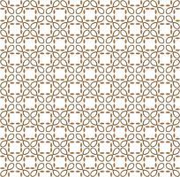 Fondo geometrico senza cuciture astratto con le linee, orien vettore