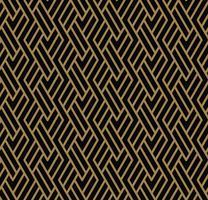 Lusso moderno elegante trame geometriche con linee senza soluzione di continuità