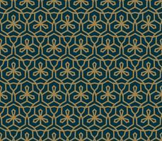 Modello geometrico astratto con linee, rombi Un vect senza soluzione di continuità