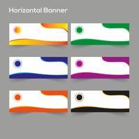 Design creativo della bandiera