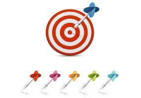 Freccette e Target Vector Pack