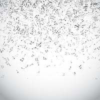 La musica astratta nota la priorità bassa