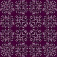 sfondo di motivo floreale foglia con colore purpple