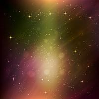 Webabstract sfondo dello spazio. sfondo vettoriale