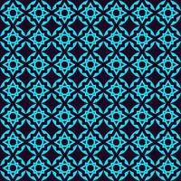 Modello senza soluzione di continuità Ornamento di linee e riccioli. Sfondo astratto lineare.