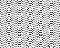 Linea d'onda abstrack vettori di sfondo