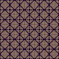 Vector seamless. Moderna trama elegante Ripetendo sfondo geometrico. Design grafico lineare.