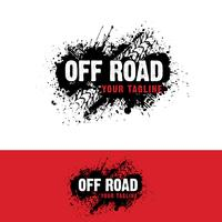 Logo automobilistico fuoristrada