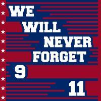 Manifesto del giorno patriota vettore