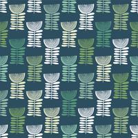 Vettore minimalista primitivo di stile naif primitivo del modello scandinavo