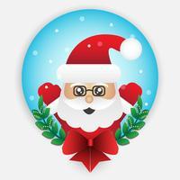 Cartone animato Babbo Natale