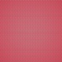 Modelli senza cuciture del fondo rosso della fibra di carbonio. Illustrazione vettoriale