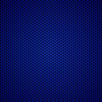 Priorità bassa blu di struttura della fibra del carbonio - illustrazione di vettore