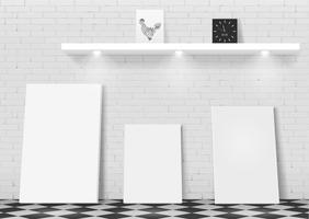 set di dipinti vettoriali moderni