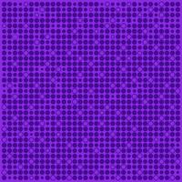 Astratto sfondo semplice con punti, cerchi, colore viola vettore