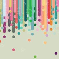 Sfondo astratto elemento colorato.