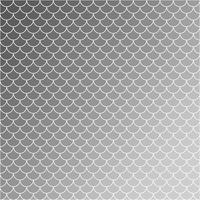 Pattern di tegole del tetto nero, modelli di design creativo vettore
