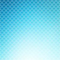 Modello di mattonelle di tetto blu, modelli di design creativo